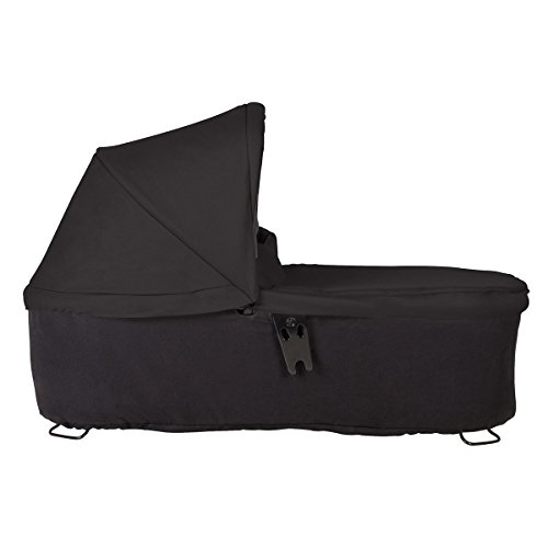 Mountain Buggy Carrycot+ for Duet, Black by Mountain Buggy
