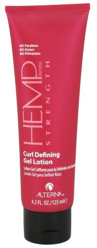 Alterna Hemp Curl Defining Gel Lotion 4.2oz by Alterna by Alterna