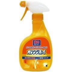 オレンジボーイ 強力クリーナー 本体 400ML 【まとめ買い120個セット】 B073QQ78KC