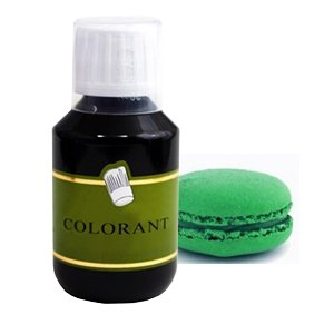 selectarome colorant alimentaire liquide naturel vert chlorophylle e141 115 ml - Colorant Alimentaire Vert Naturel