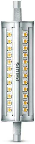 Philips Lighting Bombilla Led R7S Tubo Lineal Led, 100W, 3000K, Luz Blanca Neutra