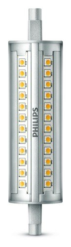 Philips LED Lampe ersetzt 100 W, R7S, Weiß (3000K), 1600 Lumen, dimmbar, Ersatzlampe für Deckenfluter / Deckenstrahler [Energieklasse A+]