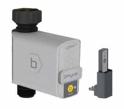ORBIT IRRIGATION PRODUCTS, INC. Orbit Irrigation Products 21004 B-Hyve Smart Hose Faucet Sprinkler Timer