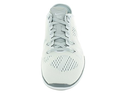 US Prt Metallic Women's Free 0 Pr Fit 5 5 Silver Pltnm White Shoe Nike Women Training Tr 0qPdWwPO