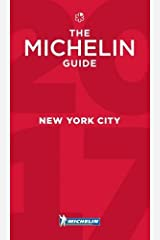 New York - The Michelin Guide 2017 (Hotel & Restaurant Guides) Paperback