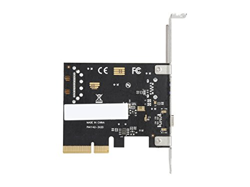 Rosewill RC-509 PCI-E (PCI Express) to USB 3.1 (Type A +Type C) Expansion Card USB 3.1 Gen II SuperSpeed 10Gbps Internal 15-Pin Power Connector USB-C Port 3A Charging Power With Asmedia Chipset by Rosewill (Image #3)