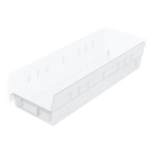 Akro Mils 18 Inch Plastic Nesting 12 Pack