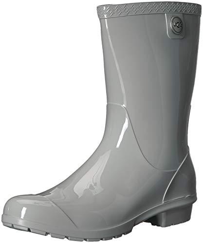 UGG Women's Sienna Rain Boot, Seal, 12 M US]()