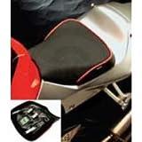 00-06 HONDA RVT1000R: Sargent World Sport Performance Seat (Black Welt)