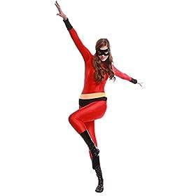 - 31vMLa9X7IL - PixieCos Violet Classic Bodysuit Costume Adult/Kids Cosplay Costume
