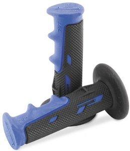 Pro Grip Cross Grips Model 797 Blue Black (Pro Grip Model 797 Gel)