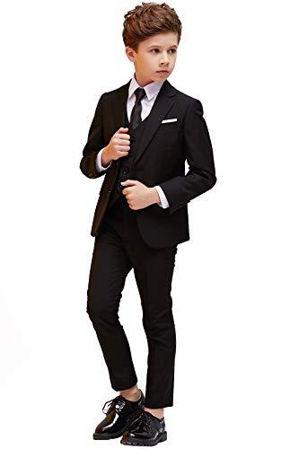 ELPA ELPA Boys Suits Slim Fit Formal Dress