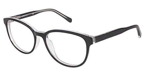 UPC 882851322605, LAmy Karine Eyeglass Frames - Frame BLACK/CRYSTAL, Size 51/16mm