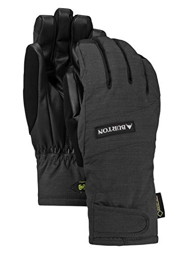 Glove Burton Womens Snowboard (Burton Women's Reverb Gore-Tex Glove, True Black, Medium)
