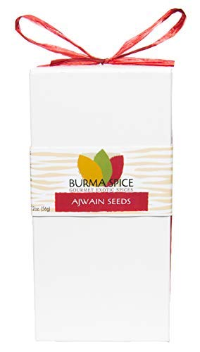 Ajwain Seeds : Whole Indian Spice Kosher (2oz.) by Burma Spice (Image #3)