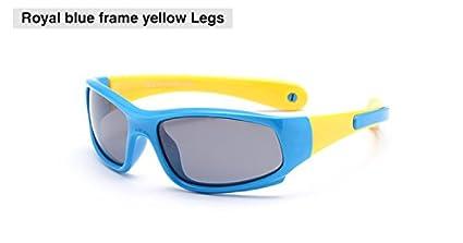 Gafas de moda 1pc Niños Gafas de sol Niños Riding Sports ...