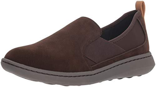 Synthetic 110 M Dark Sneaker Women's Move Brown Jump Step Clarks Us xSq80PzwP