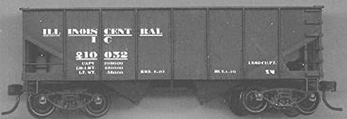 Accurail - USRA 2-Bay 55-Ton Open Hopper - Kit -- Illinois Central - ()