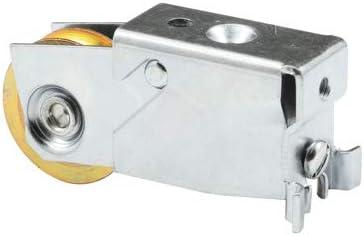 CRL 1-1//4 Steel Sliding Glass Door Roller With 1-3//16 Wide Housing for Smith /& Kelly Doors