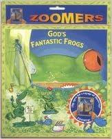 God's Fantastic Frogs