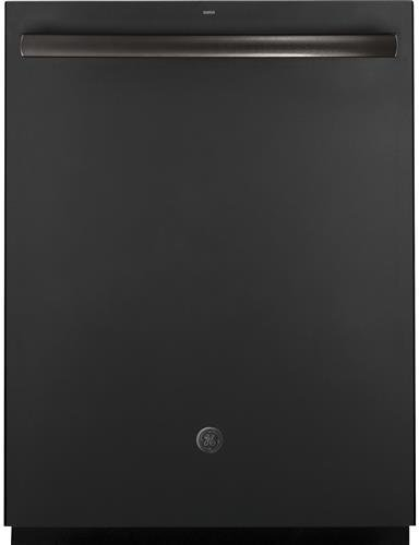 GE GDT695SFLDS 24″ Energy Star Rated Built-in Dishwasher with Fully Integrated Control, Additional Third Rack, 16-Place Settings, in Black Slate