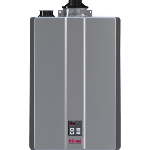 Rinnai RU130iN Tankless Water Heaters, Silver