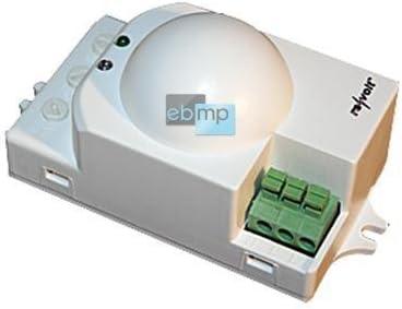 360-Grad Hightech-disparadola con microondas-Radar IP20 con sensor crepuscular | La