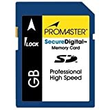 Promaster Performance SDHC 4GB Memory Card