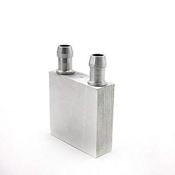 CreameBrulee PC de Aluminio CPU del Ordenador portátil del radiador 40 80 120 160 200 240 Refrigeración Bloquear: Amazon.es: Electrónica