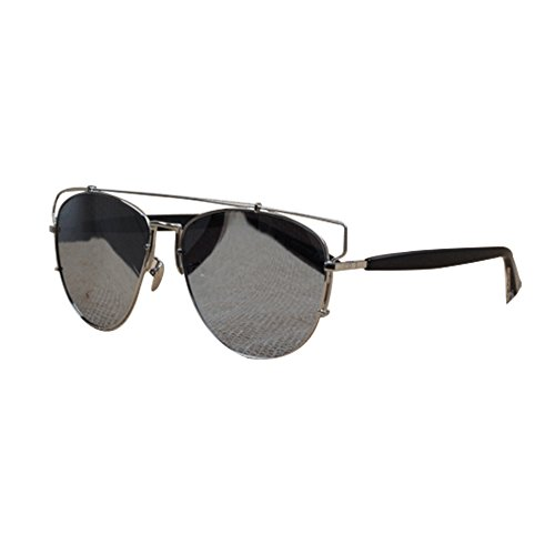 73a78d6961a GMAT Retro Vintage Mirrored Aviator Sunglasses Metal Frame ...