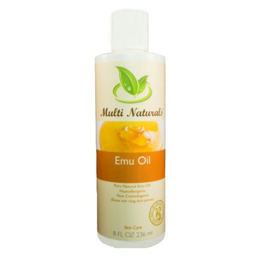 non comedogenic hair styling products 100 emu 8 oz from multi naturals 3292