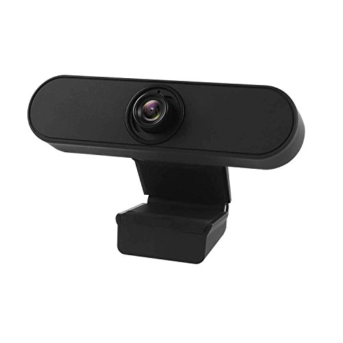 HD Webcam, Jelly Comb 1080p USB Computer webcam with built-in microphone for Video Calling, Conferencing, Streaming - CM001 by Jelly Comb