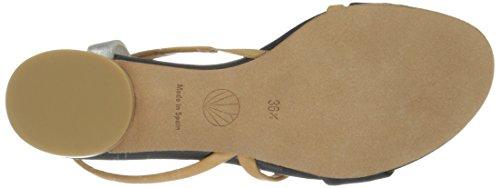 Coclico Women's Choka Dress Sandal Navy/Cuoio AqHOHfSl8c