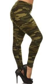 Green Camoflauge Leggings M Medium Large 10 to 14 Jeggings Best Seller Pants Womens Plus size clothing spandex high waist ladies women teens adults fashion seamless - Turtle Leggings Ninja Green