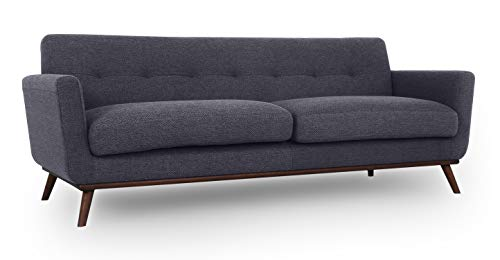 Kardiel Jackie Mid-Century Modern Classic 88 Sofa, Niemeyer Vintage Twill Nub