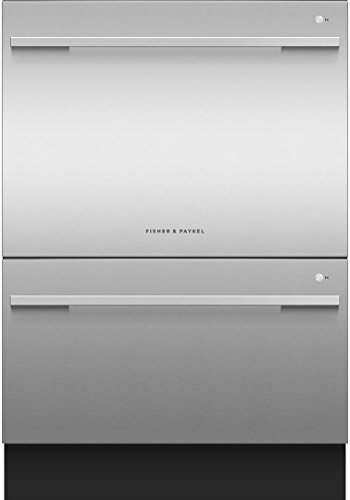 Fisher Paykel DD24DDFTX9N 24 Inch Built In Fully Integrated Dishwasher with 15 Wash Cycles, 14 Place Settings, Quick Wash, in Stainless Steel
