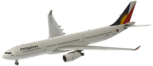 Gemini Jets Philippines A330 300 Airplane Model  1 400 Scale