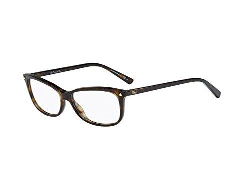 DIOR Eyeglasses 3271 0086 Havana 53MM ()
