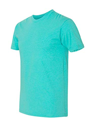 Next Level mens Next Level Premium CVC Crew(N6210)-TAHITI BLUE-XS