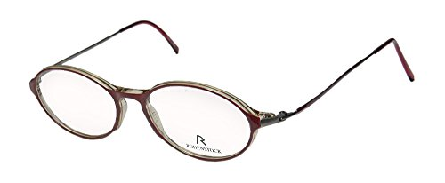New & Season & Genuine - Brand: Rodenstock Style/model: R5133 Gender: Mens/Womens Vision Care Famous Designer Designer Full-rim Eyeglasses/Spectacles (47-14-135, (Original X Men Costumes)