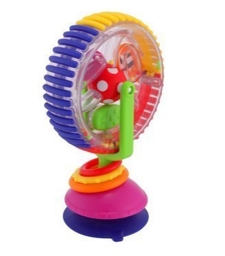 Baby Toys Funny Colorful Wonder Wheel by Olag