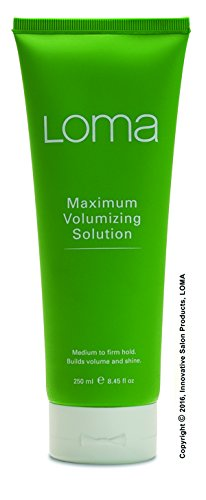 Loma Maximum Volumizing Solution, 8.45 Ounce by Loma Hair Care