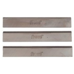 Freud 13-1/8'' x 1'' x 1/8'' High Speed Steel Industrial Planer and Jointer Knives (C630) by Freud