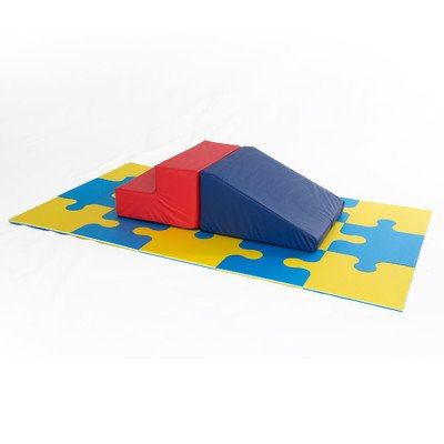 Kids Up and Down Activity Block by Foamnasium