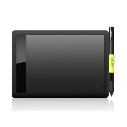 Wacom Bamboo Splash Pen Tablet Graphics Tablet Ctl471 for Pc / MAC...