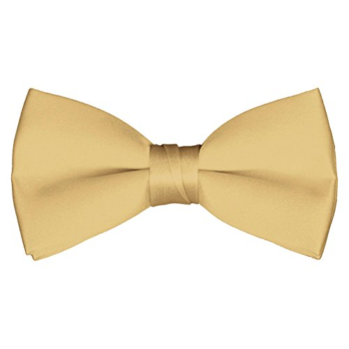 Adult Deluxe Gold Satin - 2