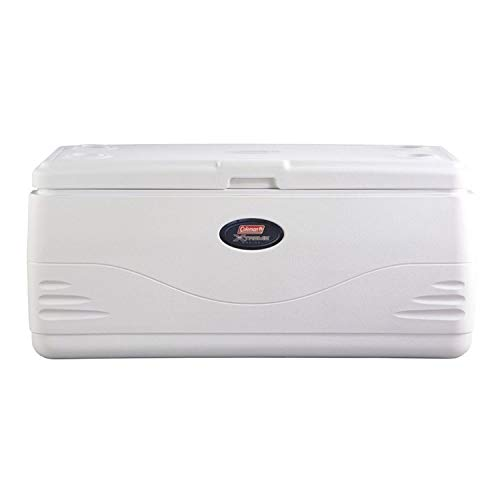 Coleman Xtreme 5 Marine Cooler, 150 Quart (Xtr Top Swing)
