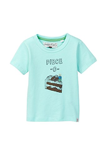 (Sovereign Code Teal Baby Boys Piece-O-Cake T-Shirt Blue 12 Months)