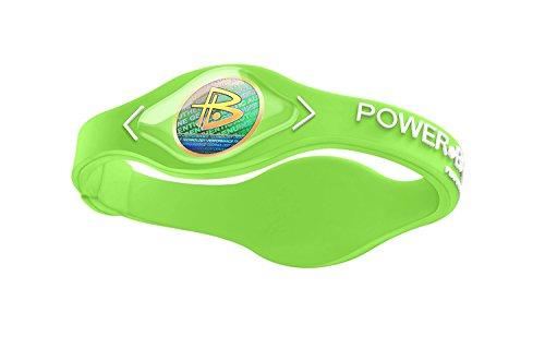 (Power Balance Silicone Wristband Bracelet with Holograms to Improve Energy and Body Balance in Sports)