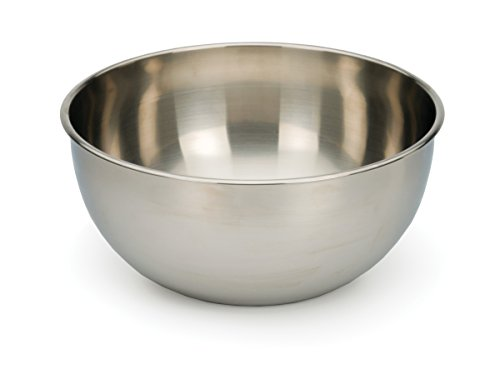 RSVP Endurance 18/8 Stainless Steel 4-Quart Mixing Bowl